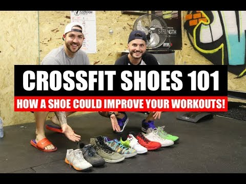 Crossfit Shoes 101 - HOW A SHOE COULD IMPROVE YOUR WORKOUTS