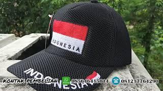 jual topi suporter indonesia 72aa3c1af2