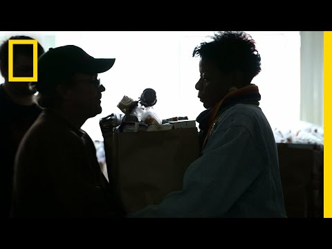 Feeding the Elderly in Arkansas | National Geographic