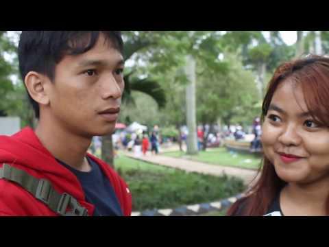 LIHAT JAWABAN CEWEK INI , IKEH IKEH KIMOCHI !! PRANK INDONESIA