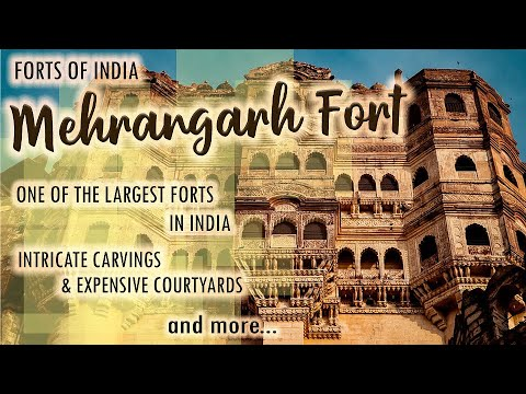 Forts Of India - Mehrangarh - Ep # 24