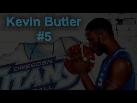 Kevin Butler - Dresden Titans 2014-15 Season Highlights