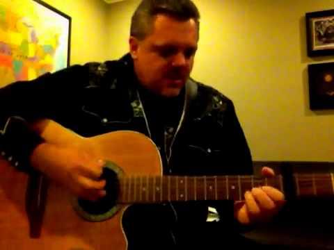 Jason Aldean Asphalt Cowboy Acoustic Cover