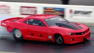 Street Outlaws Live No Prep Drag Racing North Carolina Full Coverage thumbnail