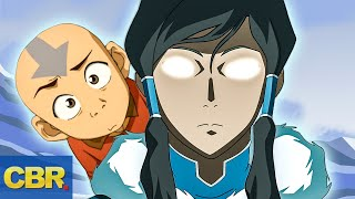 Avatar: Why Korra Is MORE Powerful Than Aang