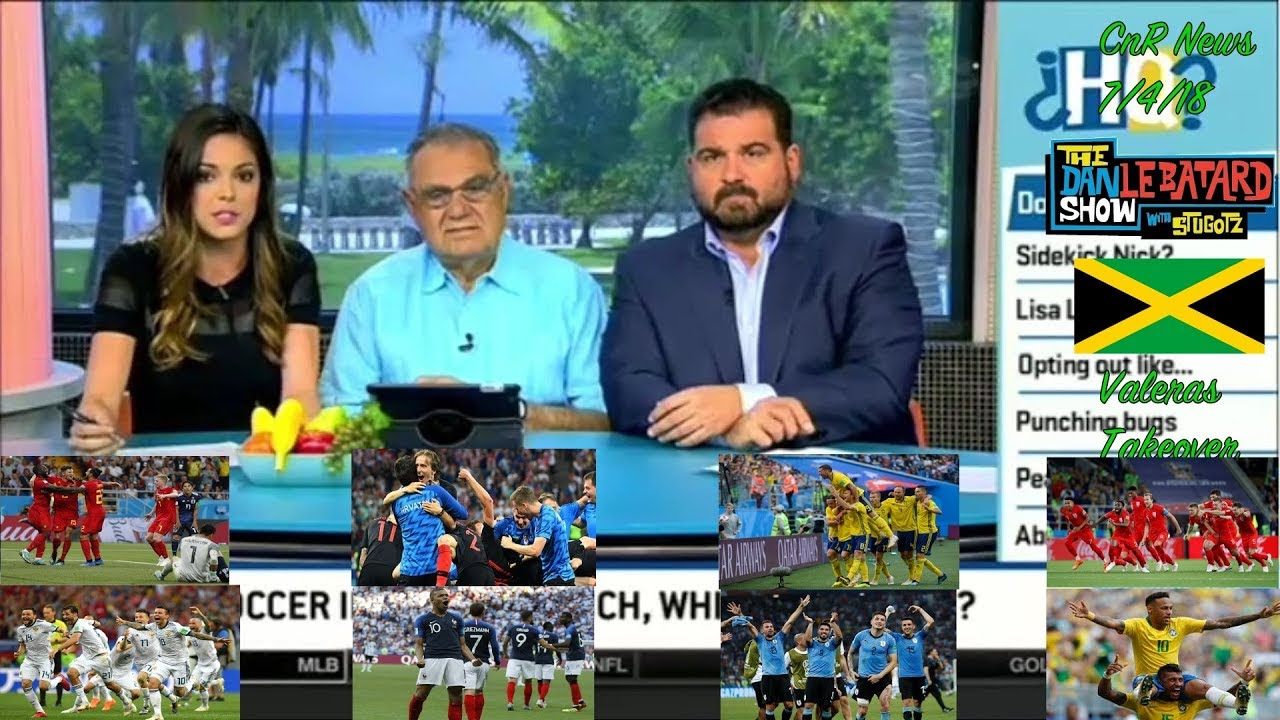 CnR News 7/4/18 (Valeras Takeover/World Cup Update) - YouTube