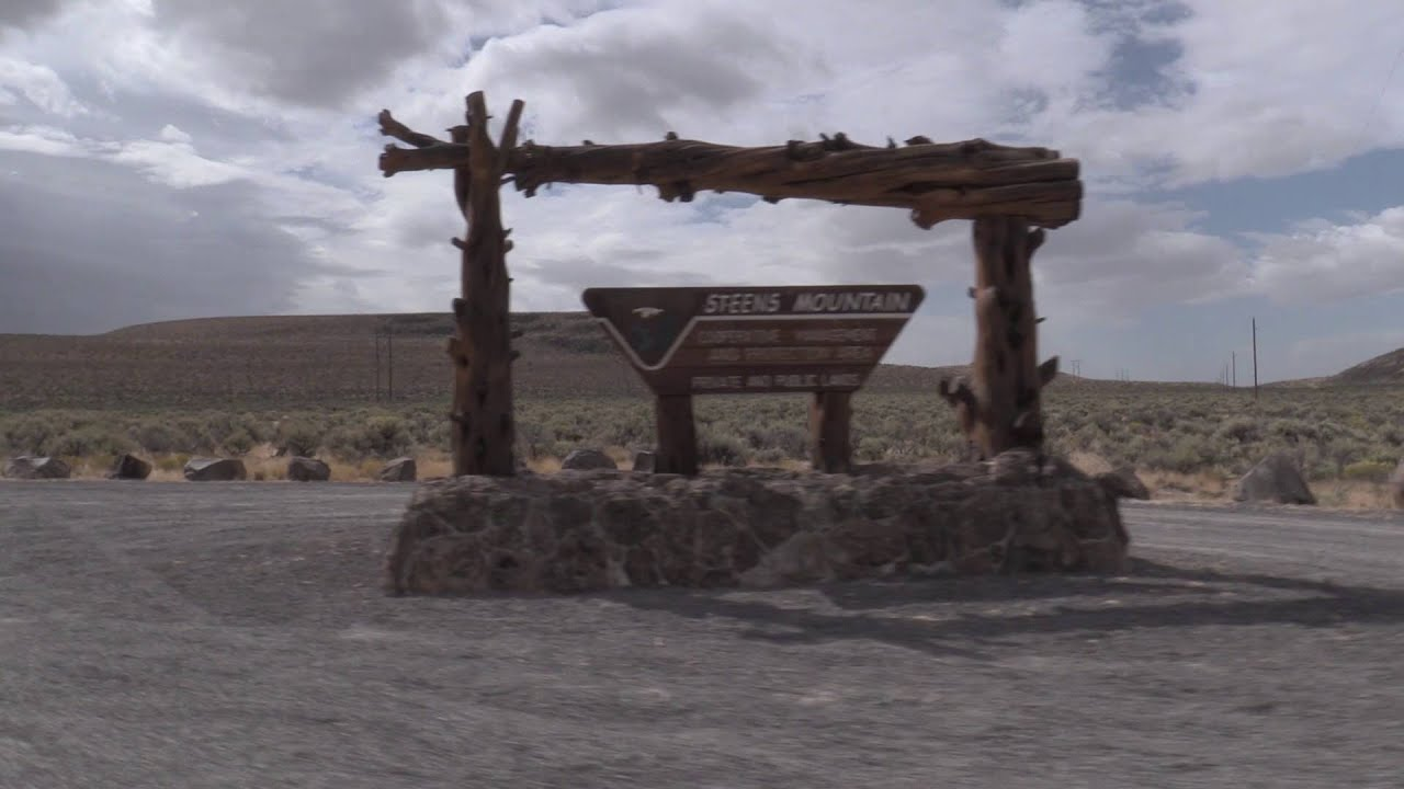 steens mountain and the steens mountain resort - youtube