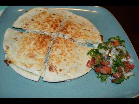 Best Homemade Chicken Quesadillas Recipe