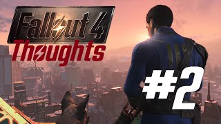 FALLOUT 4 Thoughts 2 Voiced Protagonist