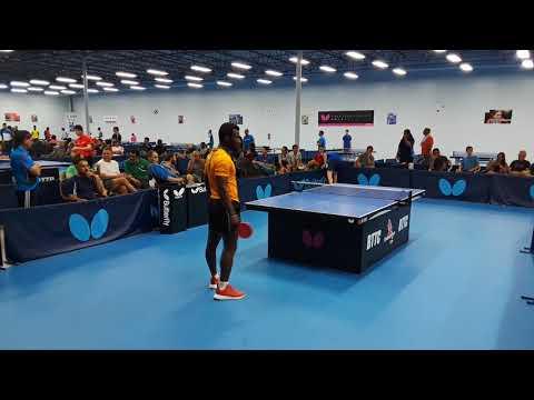 Broward Table Tennis Florida Junio 2018