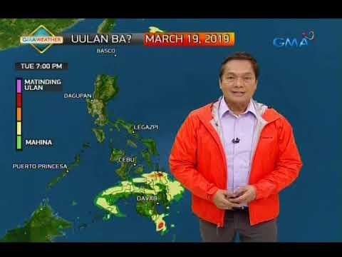 Bagyong Chedeng, posibleng mag-landfall sa Davao Oriental bukas