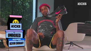 B/R KICKS UNBOXED WITH KEVIN DURANT | S2E1