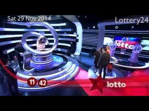 2014 11 29 UK lotto Numbers and draw results