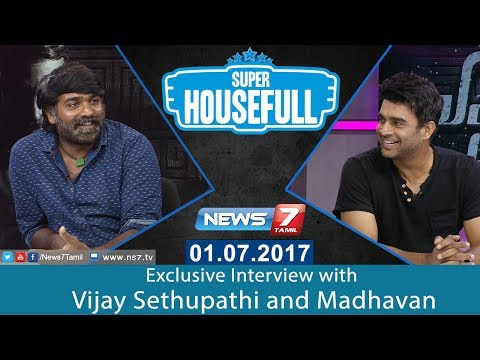 Exclusive Interview with Vijay Sethupathi and Madhavan| Vikram Vedha