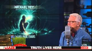 Michael Vey 3 Battle of the Ampere by Richard Paul Evans talks to Glenn Beck