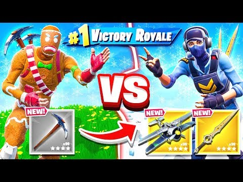 EXTREME ODDS Rock PAPER Scissors *NEW* Game Mode in Fortnite Battle Royale