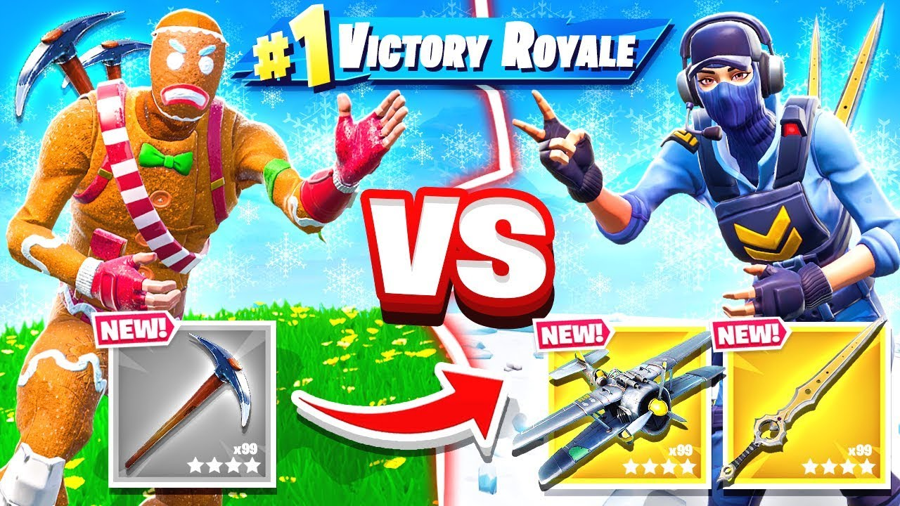 Extreme Odds Rock Paper Scissors New Game Mode In Fortnite Battle