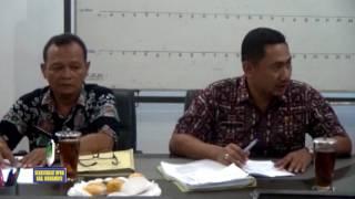 Rapat Kerja Komisi A DPRD Kab Indramayu Terkait  Raperda Buruh Migran