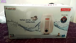 Racold Instant Geyser Unboxing | Pronto Neo SS | Cheap Water Heater