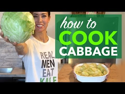 How to Cook Cabbage in a Pot | Easy Way to Be Deliciously Healthy