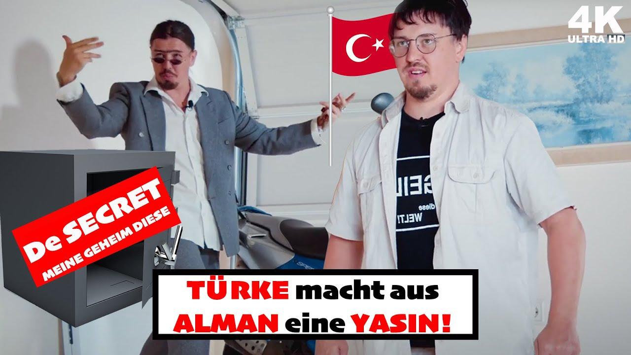 Türke verrät Deutschen sein GEHEIMNIS