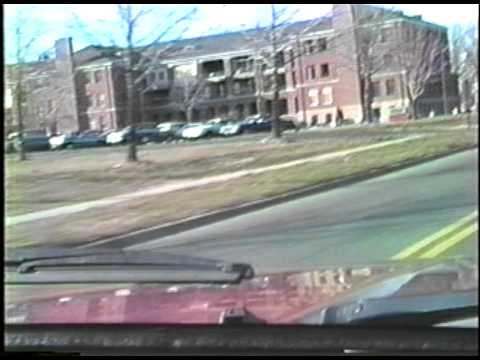 Tour Of Fort Dix NJ  March 16, 1985  Part 4