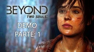 "DEMO: Parte 1 - ""Beyond: Two Souls (Dos Almas)"" PS3 
