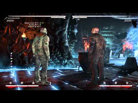 Guia de Mortal Kombat X - ¿Como hacer Combos de 10  Golpes en Mortal Kombat X?