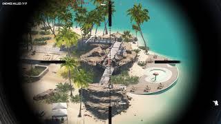 Far Cry 5 Arcade  - Resort Outpost -SNIPER - PC