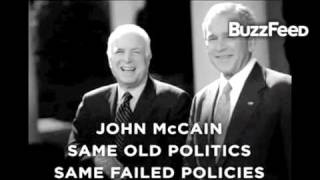 Obama 2008 Ad Attacks McCain for High Prices At The Pump