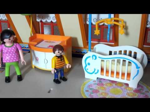 Mama bekommt ein Baby Playmobil Film Movie