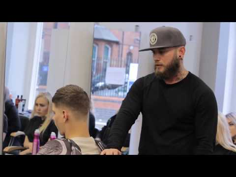 A Starting Guide to Barbering by Jay Kizito Byrne