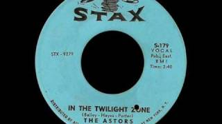The Astors - In The Twilight Zone