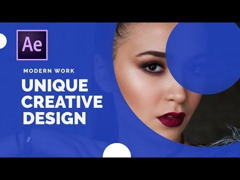 Fashion Promo Slideshow in After Effect | After Effects Tutorial | Effect For You