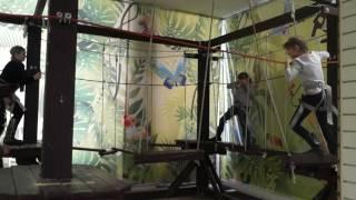 видео День рождения в музее «Экспериментория»