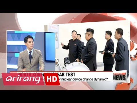 Expert's take on North Korea's nuke test