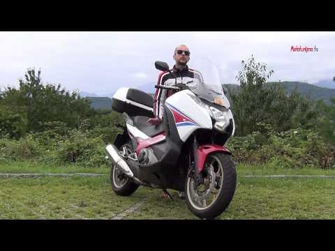 MOTOTURISMO  In prova  Honda Integra 750 S DCT 2014