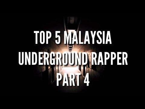 Top 5 Malaysia underground rapper part 4