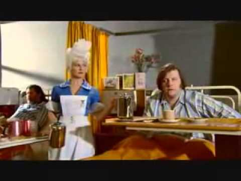 That Mitchell and Webb look -  Bawdy 1970s hospital