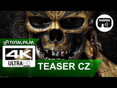 Piráti z Karibiku: Salazarova pomsta (2017) 4K CZ dabing TRL