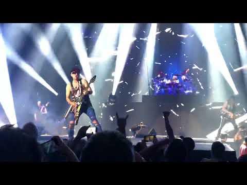 Scorpions - Blackout - San Antonio - Freeman Coliseum - Sep 7, 2018 Mp3