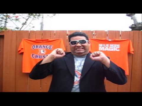 Super Bowl Vlog # 6: Orange Crush Defense is # 1