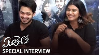 Naga Anvesh and Hebah Patel Diwali Special Interview About Angel Movie   TFPC