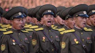 Ситуация на Корейском полуострове накаляется (новости)