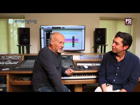 Interview with Paul Carrack on PSI Audio Monitors