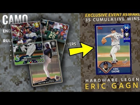 Best Players to Use For the Camo Event! MLB The Show 18 Diam