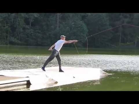 Trout distance. World Championship in Flycasting Nelijärve 2016