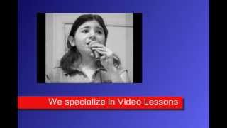 Singing Lessons For Children. Singing For Fun..wmv