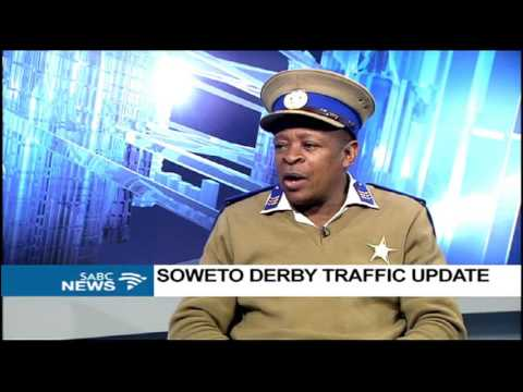 DISCUSSION: Soweto derby traffic with Sibasa