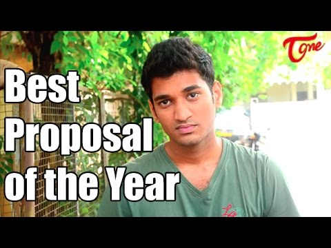 Best Proposal Of The Year | Latest Telugu...